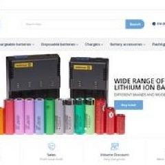 Nkon.nl: Batteries and chargers