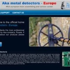 AKA and Mikron Metal Detectors